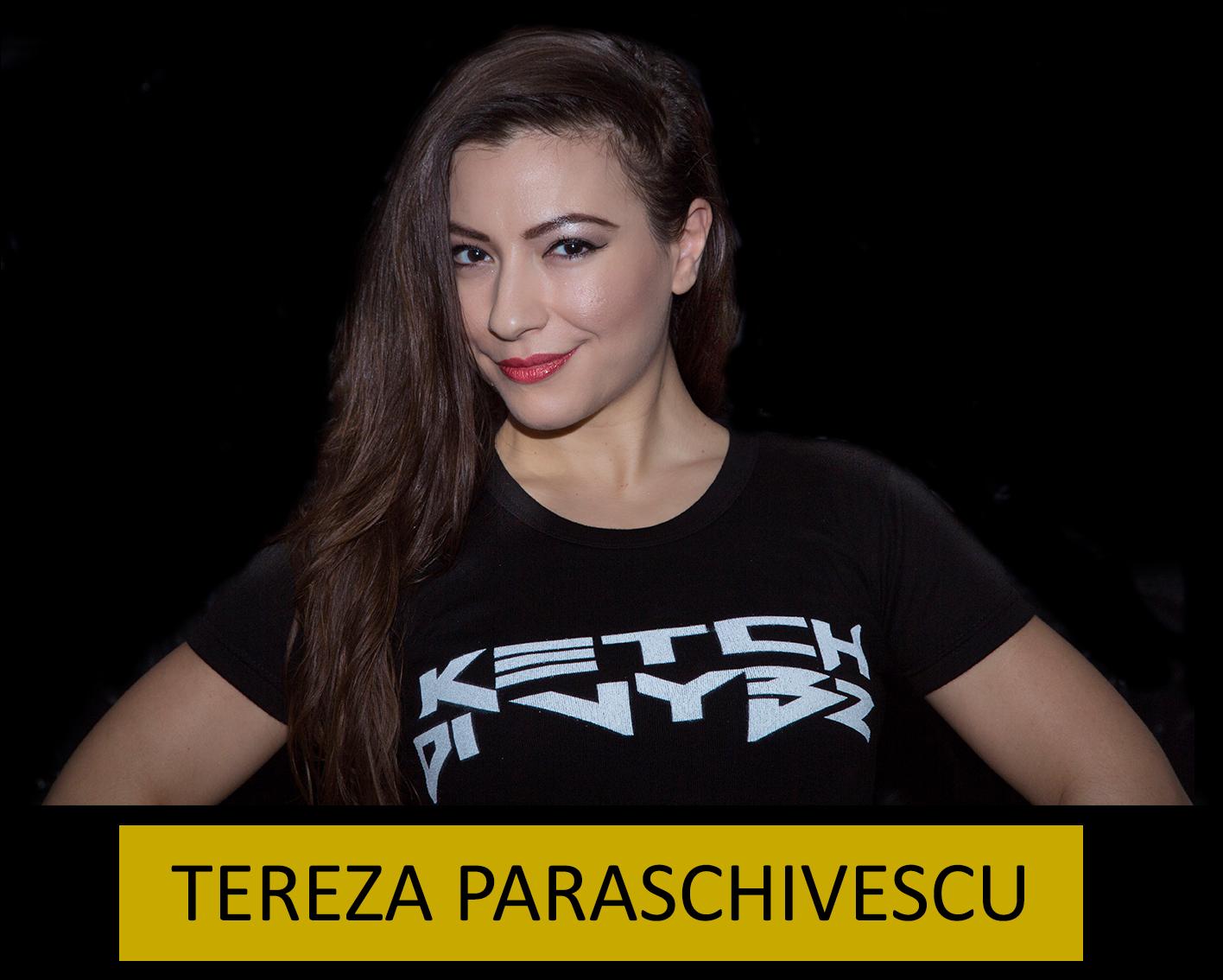 Click to read bio: Tereza