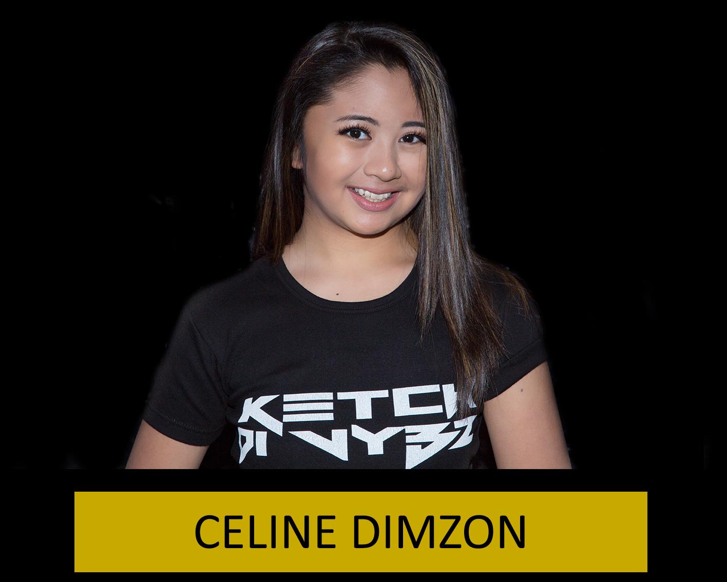 Click to read bio: Celine
